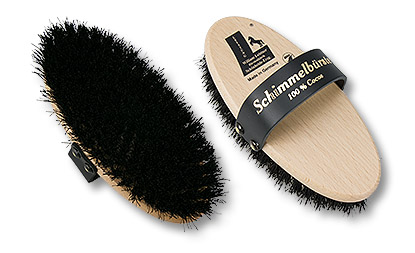 Schimmel brush with pure coco fibre