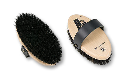 horse head brush
