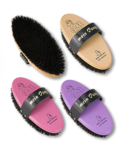 horse grooming brush »my Pony«