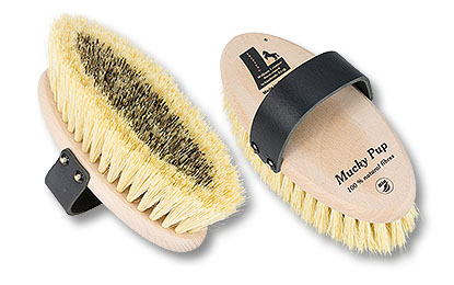 Coarse grooming brush Mucky Pup