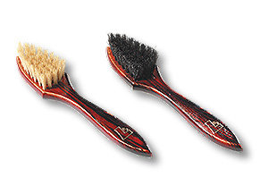 creaming brush for polishing shoes