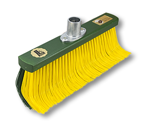Wonderbroom green-yellow